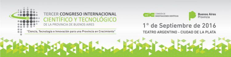 Tercer Congreso Internacional de Ciencia y Tecnología